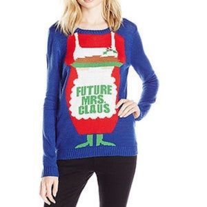 'Mrs. Claus'🤶🏻 ugly Christmas sweater
